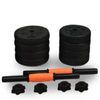 PVC Environmentally friendly dumbbell combo/no bad smell/Good quality (15kg combo)