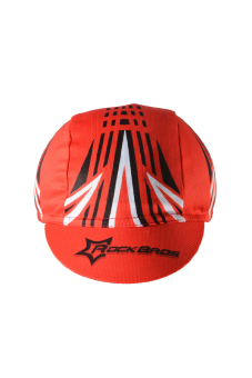 Harga RockBros Cycling Cap (Red)