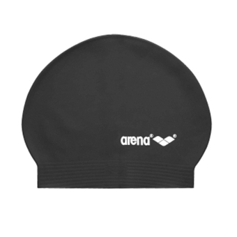 Harga Arena AXE001 Latex Swim Cap (Black)