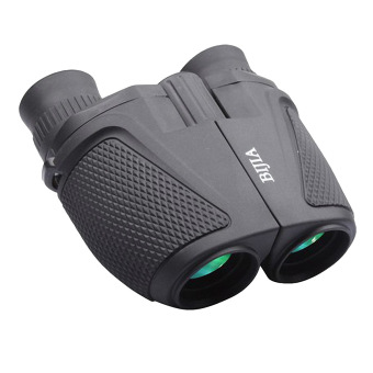 Harga BIJIA 12x25 Waterproof Ultra-clear High-powered Night Vision Binoculars Black