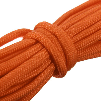 Outdoor Survival 7 Core Desert 550 Paracord Parachute Cord Strand Nylon 20ft(Export)(Intl)