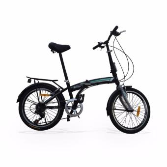 Harga Xtreme Foldable Bicycle | Folding Bike (can carry onboard public transport)