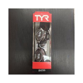 TYR: Velocity Goggles - Silver