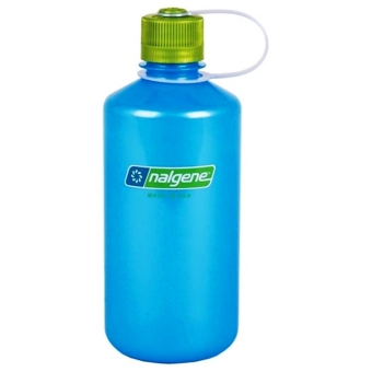 Harga Nalgene Narrow Mouth 32oz Bottle Sky Blue