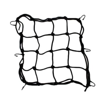 Bicycle Bungee Cargo Net Mesh Hook - Intl - intl