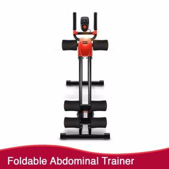 Harga Foldable Abdominal Trainer | Abdominal Crunch | Abs Trainer | Core Trainer