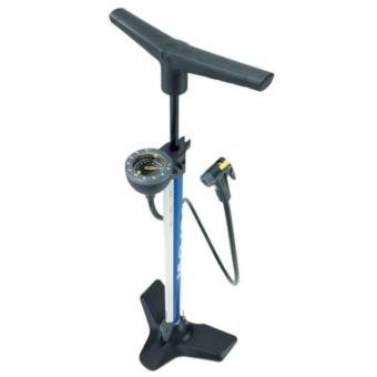 Harga Topeak TJB-RC1 Joe Blow Race Floor Pump (Blue)