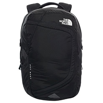 Harga The North Face Hot Shot ‑ Mens TNF Black Backpacks/ship from USA / Flyingcoco - intl