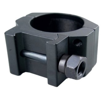 Harga Six Bolts Heavy Duty 30mm Scope Mount Ring - intl