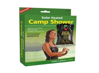 Coghlan's Camp Shower (Solar Heated)