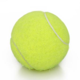 Harga 3 balls Tennis 901 practice training with ball intermediate intermediate high resilience for beginner - intl