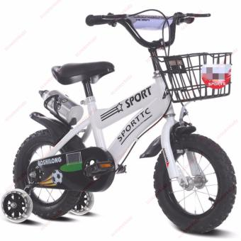 Sporttc 14 inch Kids Bicycle with Bottle Cage (Taiwan Made)