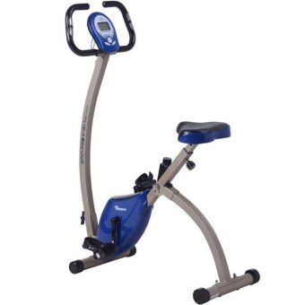 Harga X4 Spin Pro k Magnetic Exercise Bike (Blue),Delivery-weekdays before 6pm