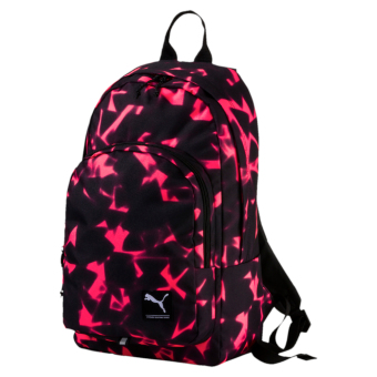 Harga PUMA Academy Backpack Bright Plasma-shard