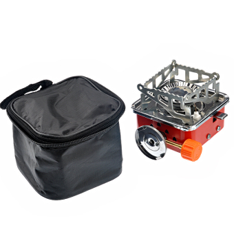 Harga K-202 Gas-Powered Portable Card Type Stove