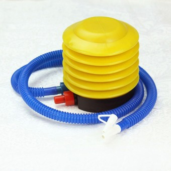 Plastic Foot Step Air Pump +Hose Easy For Inflatable Swim Ring balloon yoga ball - Intl