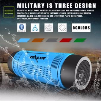 Harga ZEALOT S1 OUTDOOR WATERPROOF SPEAKER
