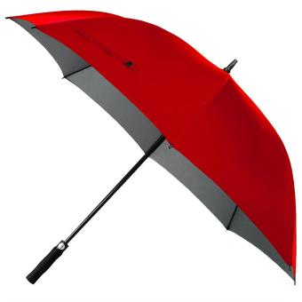 Harga Windproof Golf Umbrella 62 inch Oversize Canopy Automatic Open Large Outdoor Golf umbrella Rain&Wind Repellent Sun Protection Stick Umbrellas - intl