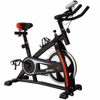 Harga Spin Exercise Bike Bicycle,delivery-weekdays before 6pm