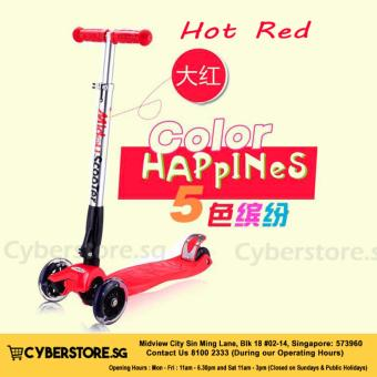 Midou Scooter FA1-Red
