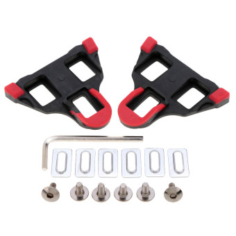Self-locking Cycling Pedal Bike Road Bicycle Cleat for SPD-SL Bicycle Pedal - 4