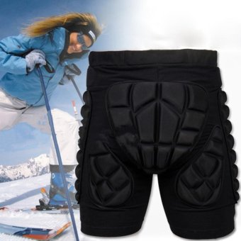 Short Protective Hip/Butt Pad for Ski Skate Snowboard - intl