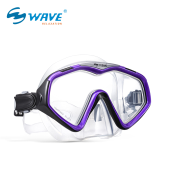 Wave Sambo DS snorkeling diving equipment surface mirror