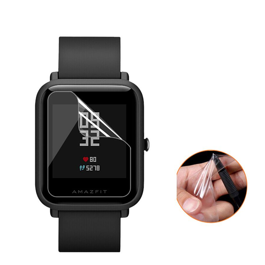 HD TPU Screen Protector Film For Xiaomi Huami Amazfit Bip PACE Lite Youth Smart Watch