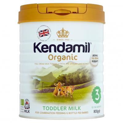 Kendamil Organic Toddler Milk (Stage 3) 800g
