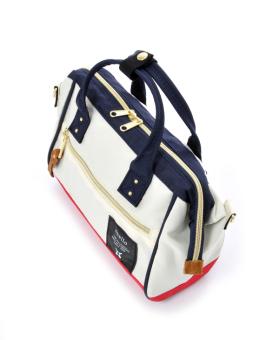 100% authentic ANELLO original Japan 2 way boston bag shoulder bagJapan Bestselling (MINI, MIX-F) - 3