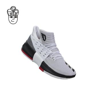 783bb2569d22 Review Adidas D Lillard 3 (Rip City) Basketball Shoes White   Black-Scarlet  Red bb8268 -SH in Singapore