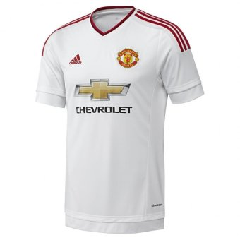 Harga adidas Manchester United 15/16 Away Jersey