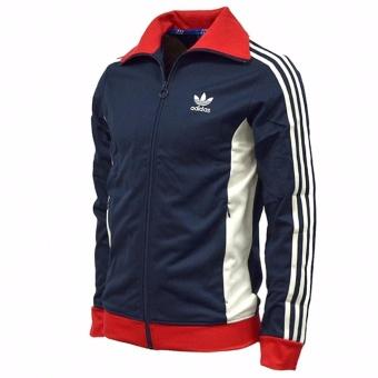 Adidas New Europa Track Top B04675 Soccer Football Training Gym Fitness Jacket - intl - 3