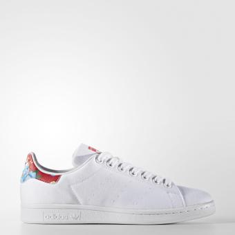 ADIDAS WOMEN STAN SMITH ORIGINAL SHOE WHITE BB5157 UK3.5-6.5 04'