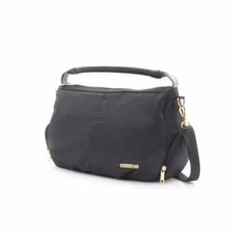 American Tourister Alizee II Shoulder Bag (Black).