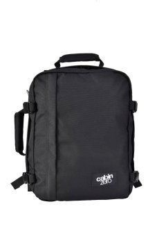 Harga CabinZero Classic 28L Backpack (Absolute Black)