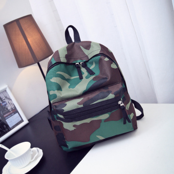 Celebrity inspired camouflage shoulder bag (Style two)