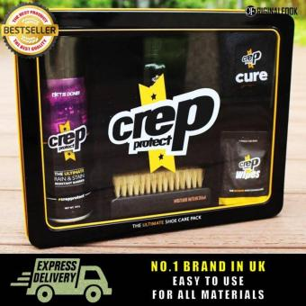 Crep Protect Ultimate Shoe Care Pack