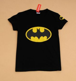 Female boudoir honey 3 piece short-sleeved summer class servicehomes have clothes T-shirt (Batman) (Batman)