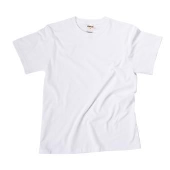 Thick white shirt custom shirt for Thick white cotton t shirt