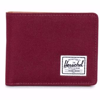 Harga Herschel Supply Co. Hank Wallet - Windsor Wine