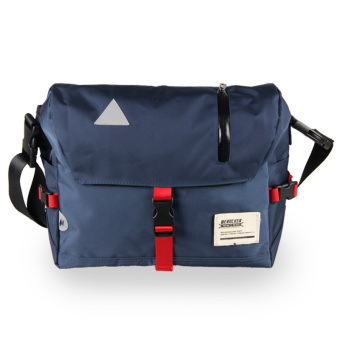 I canvas shoulder Bicycle bag messenger bag