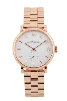 Harga Marc by Marc Jacobs MBM3244 Rose Gold
