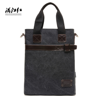 Harga New style young shoulder men's bag man bag handbag bag