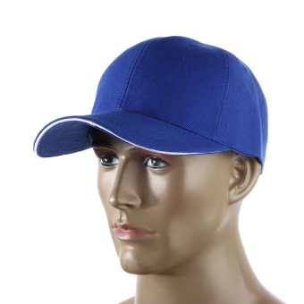 Harga Sun Cap Outdoor Sports Hat Golf Cap Blue