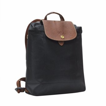 Harga Longchamp Noir Le Pliage Backpack