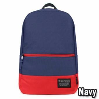 Harga Unisex Korean Version Backpack