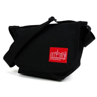 Harga CASUAL JR MESSENGER (SM) - BLACK