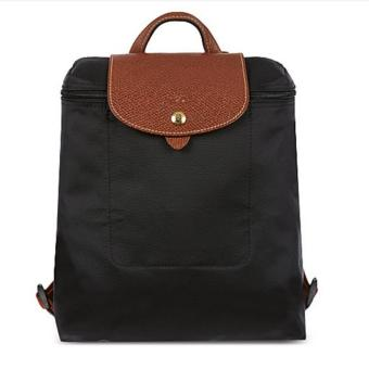 Harga LONGCHAMP 1699 089 556 LE PLIAGE BACKPACK BLACK