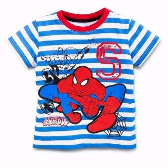 Harga kid spider-man T shirt